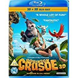 Robinson Crusoe 3D + 2D Blu-ray [2016]